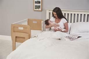 Crib Co Sleeping by Co Sleeping Cot Knuma Nursery Furniture