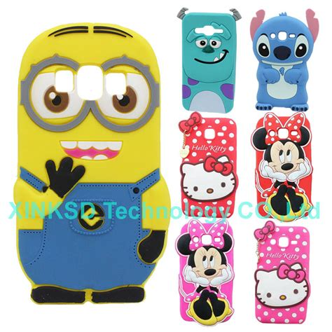 Samsung J2 Prime Stitch 3d Karakter Silicone Casing Cover aliexpress buy for samsung galaxy j2