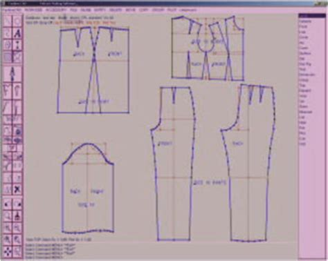 kumar pattern works fashion cad style2designer