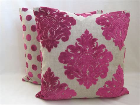 veneto magenta custom order for cynthia 20 quot square cushion cover veneto