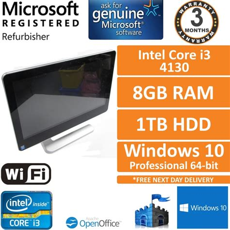 Memory Maestro 8gb maestro 770 i3 4130 3 4ghz 8gb 1tb win10 pro