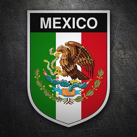 Wappen Aufkleber by Wappen Aufkleber Mexiko Webwandtattoo