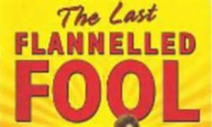 sport betting without fools books book reviews the last flannelled fool a canvas sky