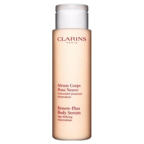clarins renew plus serum 30ml clarins renew plus serum 200 ml
