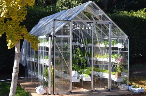 backyard growing system hydroponic urban farming system 8x12 sustainable food