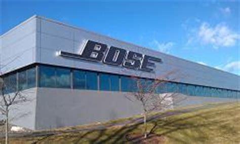 Bose Corporate Office by Bose Employee Benefits