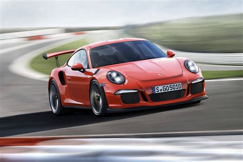New Porsche 911 Gt3 Rs Launched In Geneva Total 911