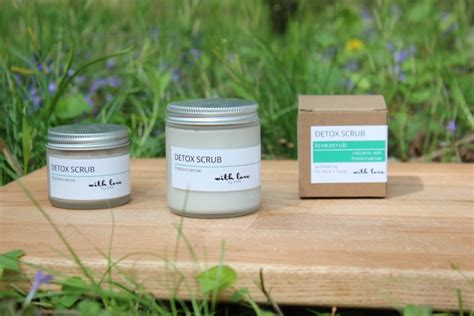 What Is A Detox Scrub by Detox Scrub For And With By Kate