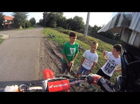 Motorrad Fahren Ohne Db Killer 2017 by Getaway With Dirt Bike Husaberg Fe 501 Doovi