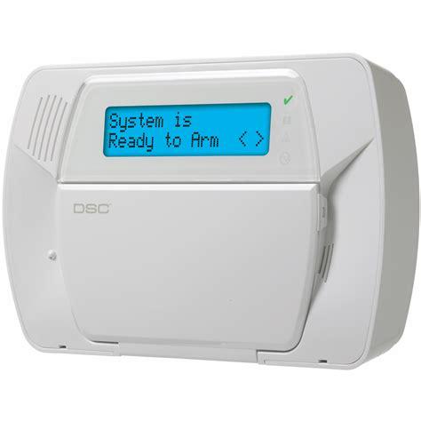 Alarm Dsc dsc impassa scw457j wireless panel geoarm security