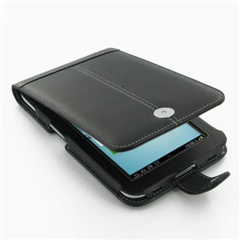 Flip Cover Samsung Tab 2 samsung galaxy tab 2 7 0 leather flip pdair wallet