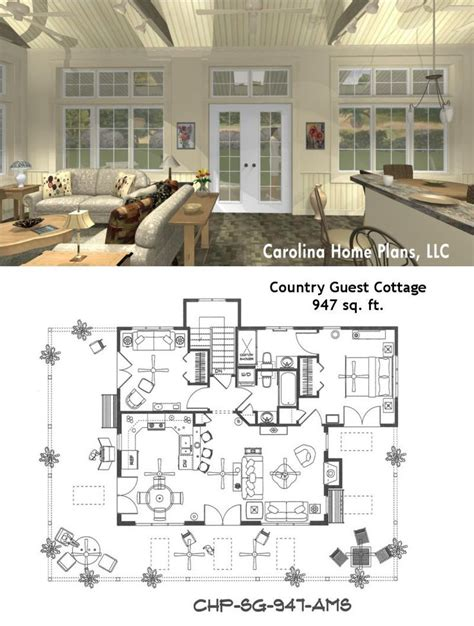 guest cottage floor plans best 25 small open floor house plans ideas on
