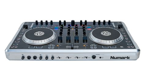 dj deck controller numark n4 dj controller 187 house on radio