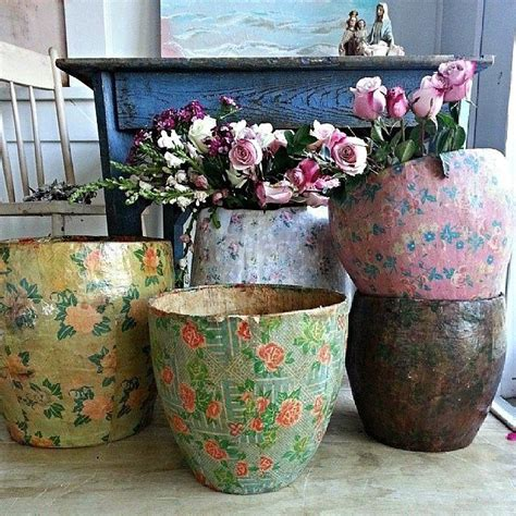 How To Make Paper Mache Pots - best 25 paper mache ideas on paper mache