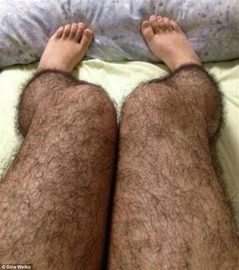 REALTIME FIX BLOG: The 'hairy leg' stockings designed to