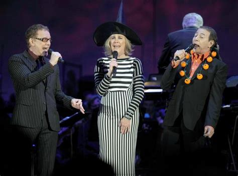 danny elfman voice of jack danny elfman brings nightmare to the hollywood bowl for