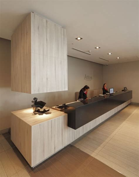 50 Reception Desks Featuring Interesting And Intriguing Design Reception Desk