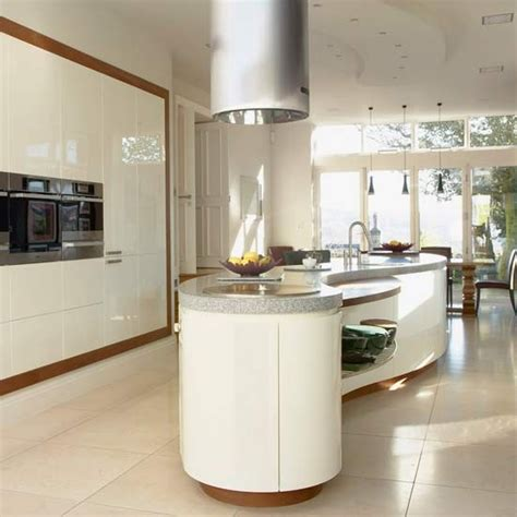 Kitchen Islands Uk with Sleek And Minimalist Kitchen Islands 15 Design Ideas Housetohome Co Uk