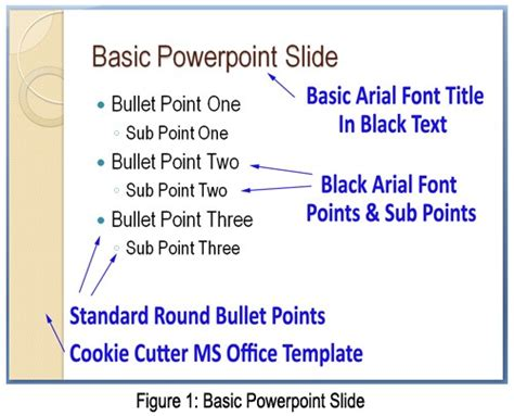 design effective powerpoint presentation create effective powerpoint presentations success begins