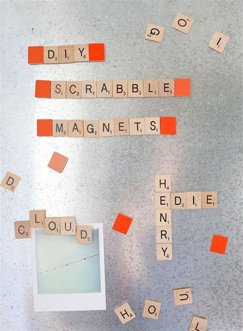 how to make scrabble pay tribute to your favorite board with these clever