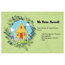 We Ve Moved Template by 5 Free Change Of Address Postcards Templates For