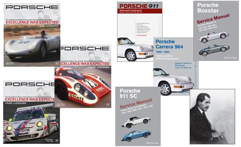 Porsche Technical And Owner Information Bentley