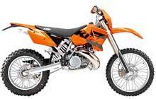 125 Motorrad Reifendruck by Daten Der Ktm 125 Exc 125exc In Der Louis Bike Datenbank