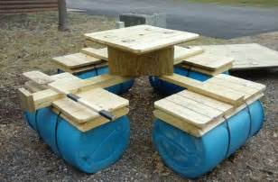 Childrens Wooden Kitchen Furniture floating picnic table diy projects for everyone