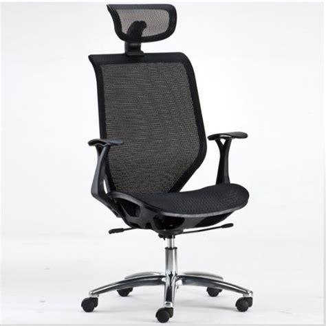 chaise de bureau ik饌 chaise de bureau chaise bureau aluminium ea 117