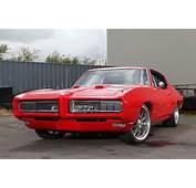 MetalWorks Built Pro Touring 1968 Pontiac GTO –