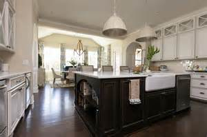 kitchens with large islands photo page hgtv