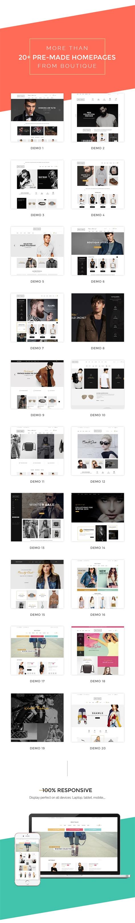 cork nine themes shopify boutique responsive shopify theme by the4 themeforest