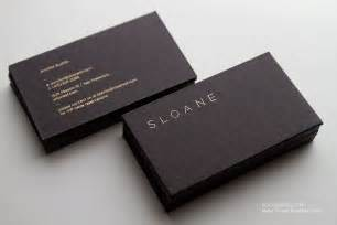 in black business card the side black business card designs design