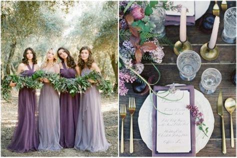 2017 Wedding Trends Part 1: Seasonal Wedding Colors