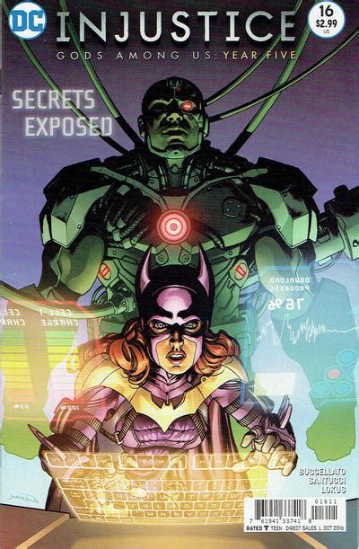 injustice gods among us year five vol 3 injustice gods among us year five vol 1 16 dc database