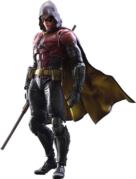 robbie e figure dc comics robin collectible figure by square enix