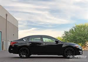 2013 Nissan Altima With Rims 2013 Nissan Altima With 20 Quot Gianelle Spidero 5 In Black