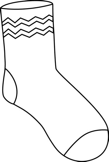 sock black and white black and white funky sock clip black and white