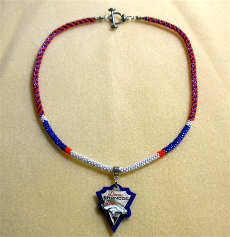 79 best images about broncos jewelry on