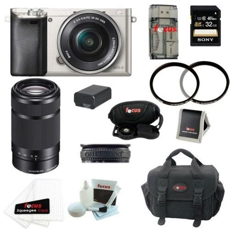 Promo Sony Alpha A6000 New Bp1708n sony a6000 bundle black friday deals cheapest price sony deal