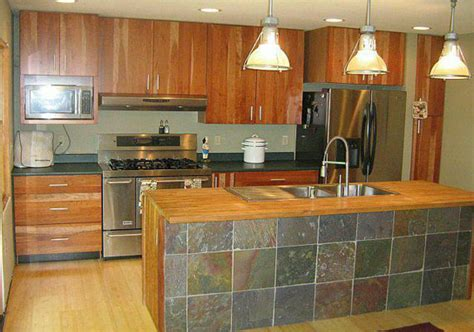 mission style kitchen island mission style kitchen kitchenidease