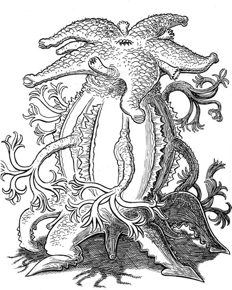 H P Lovecraft Sketches by Lovecraft Sketch Mwf The Ones Mockman