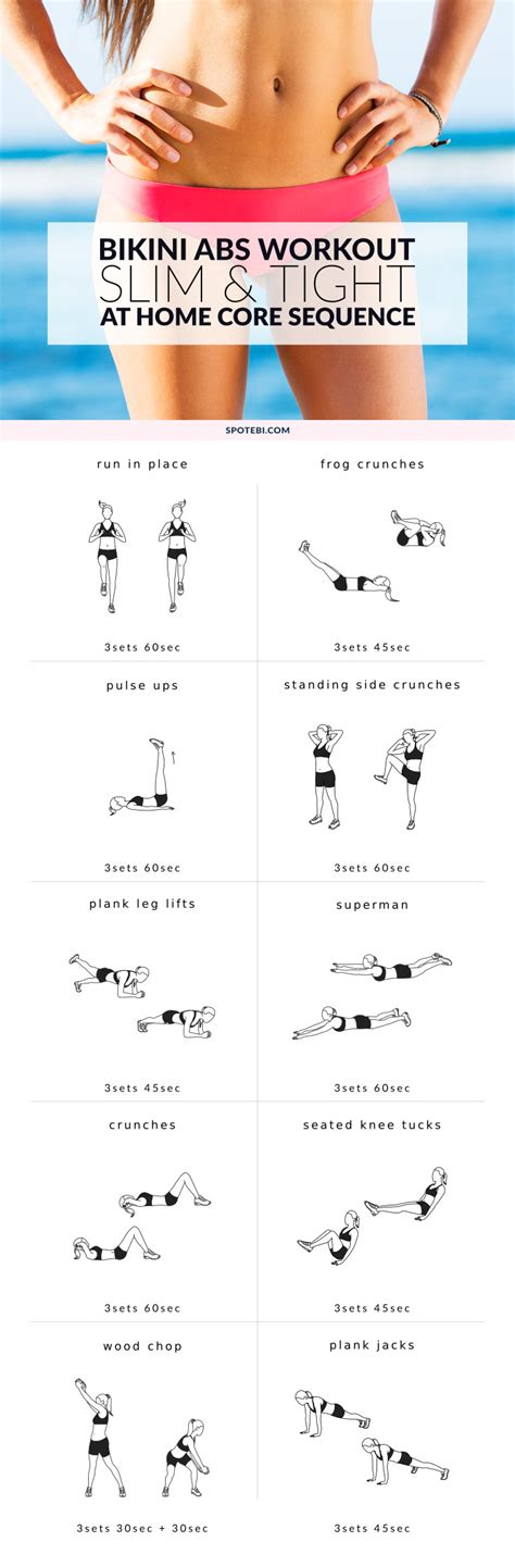 at home abs workout