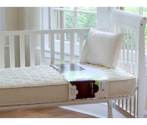 Polyethylene Crib Mattress Cover Naturepedic S Crib Mattresses To Use Renewable Foam