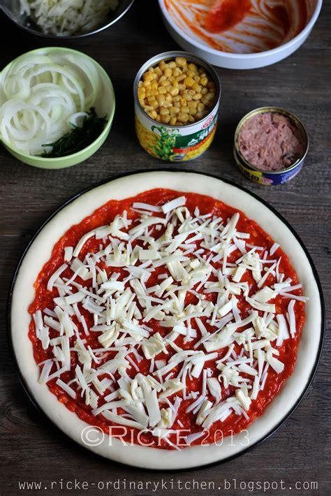 cara membuat pizza love cara membuat pizza mini dengan mudah showcase lemari