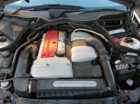 mercedes c200 kompressor elegance 2002 4d sedan 5 sp