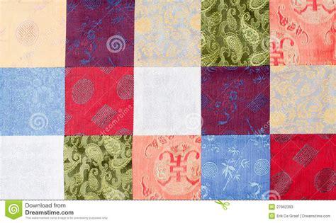 Silk Patchwork - silk patchwork stock photos image 27962393