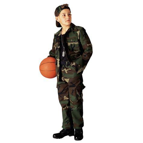 Sweter Boy Army Ab army fatigue bdu miltary clothing
