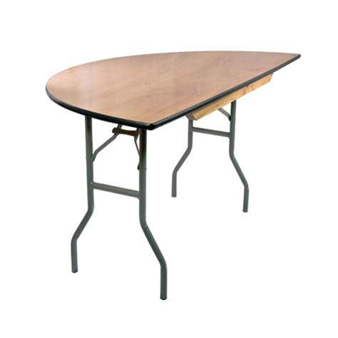 4 ft folding banquet table 4 ft half wood folding banquet table folding tables