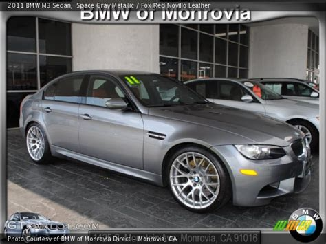2011 M3 Sedan by Space Gray Metallic 2011 Bmw M3 Sedan Fox Novillo